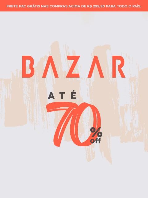Mobile Bazar até 70%