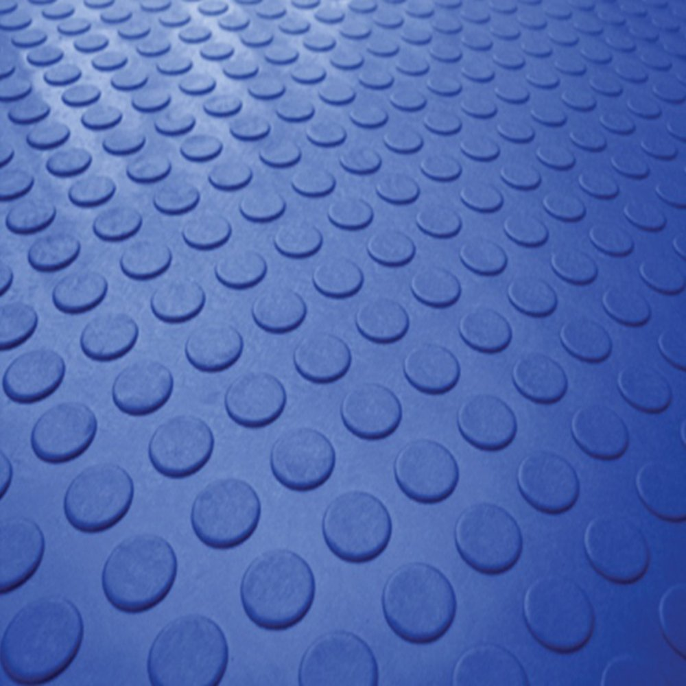 LAMINADO MOEDA (BASE 2MM) 1,30M AZUL ROYAL - ROLOS COM 130CM X 15M