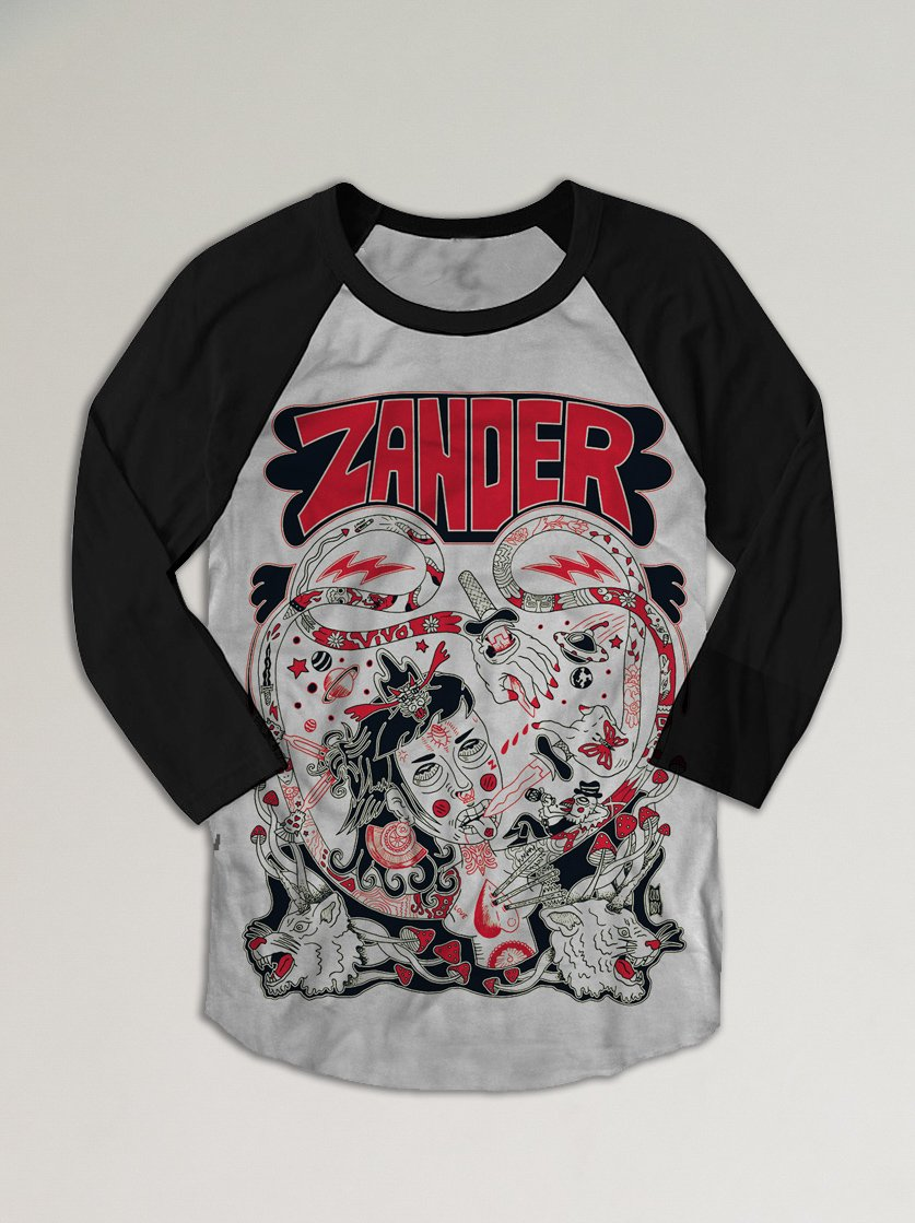 Camiseta Zander Old Boy