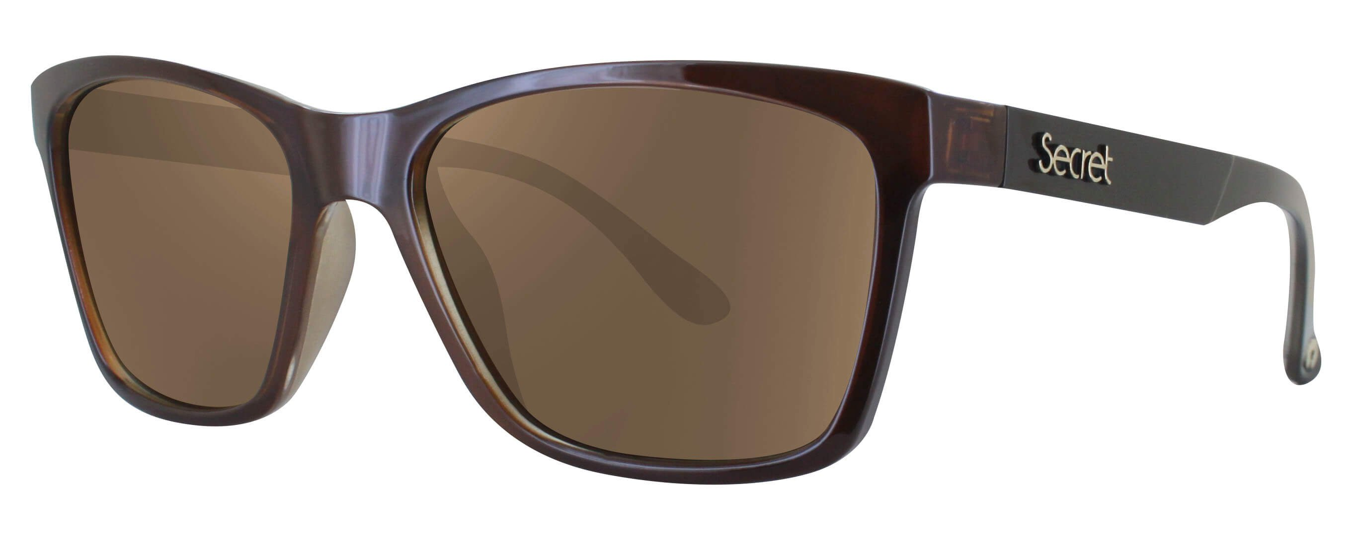 ÓC SECRET SOPHIA BROWN COGNAC / POLARIZED BROWN