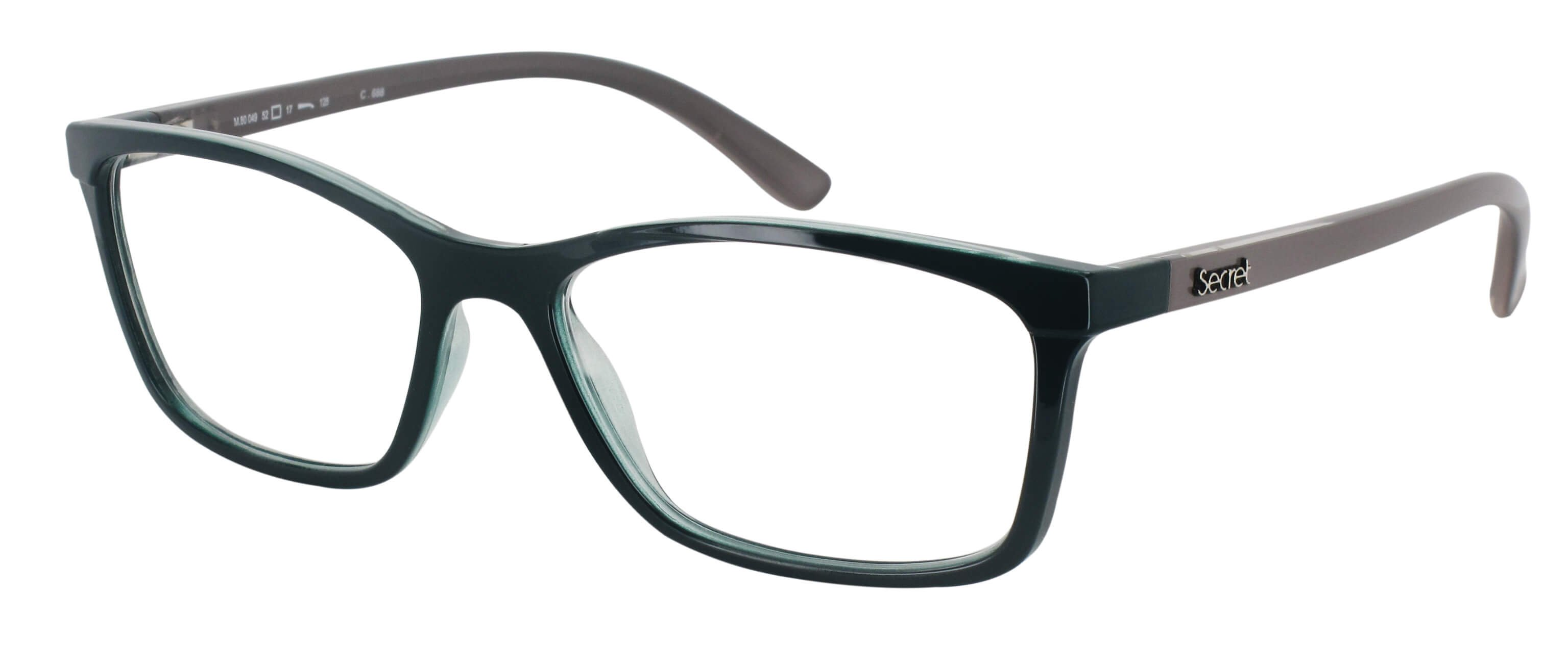 SECRET GRILAMID 80049 DARK GREEN/GRAY
