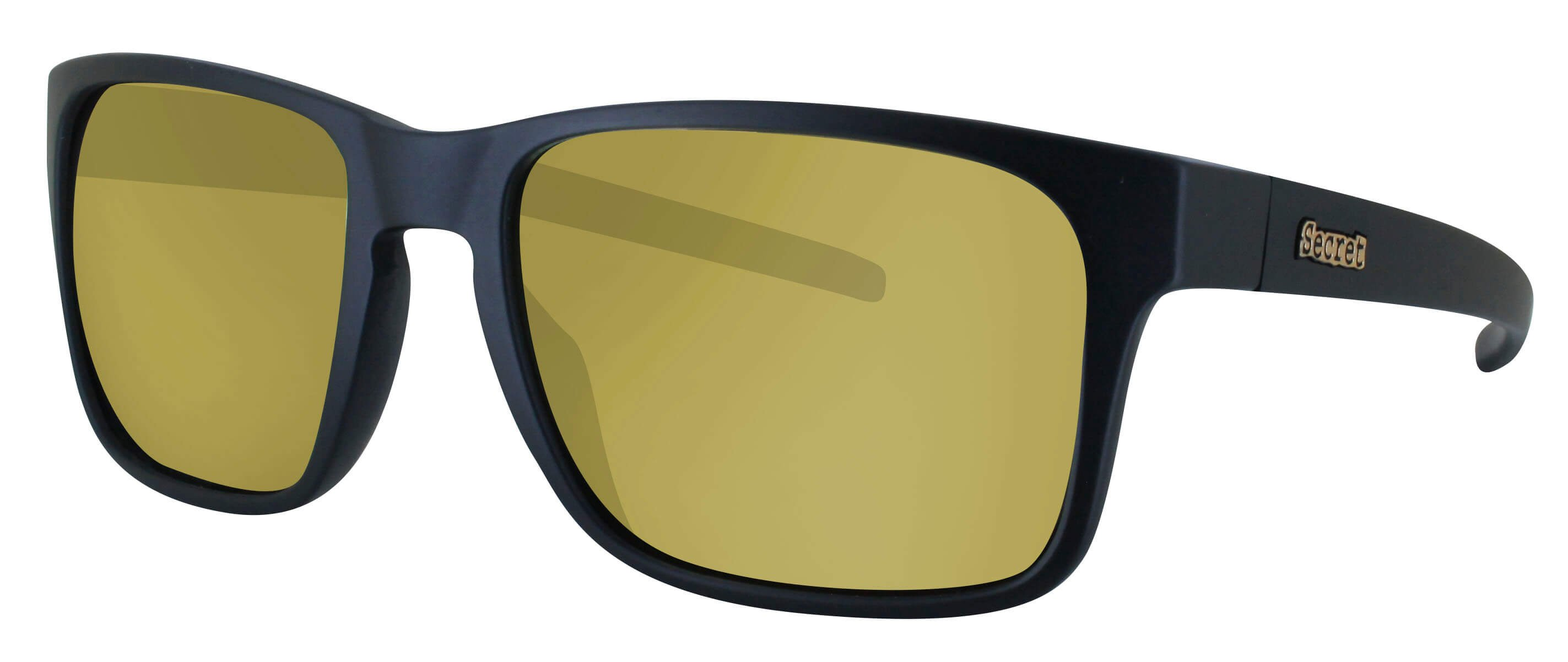 ÓC SECRET MOTLEY MATTE BLACK / POLARIZED BRONZE