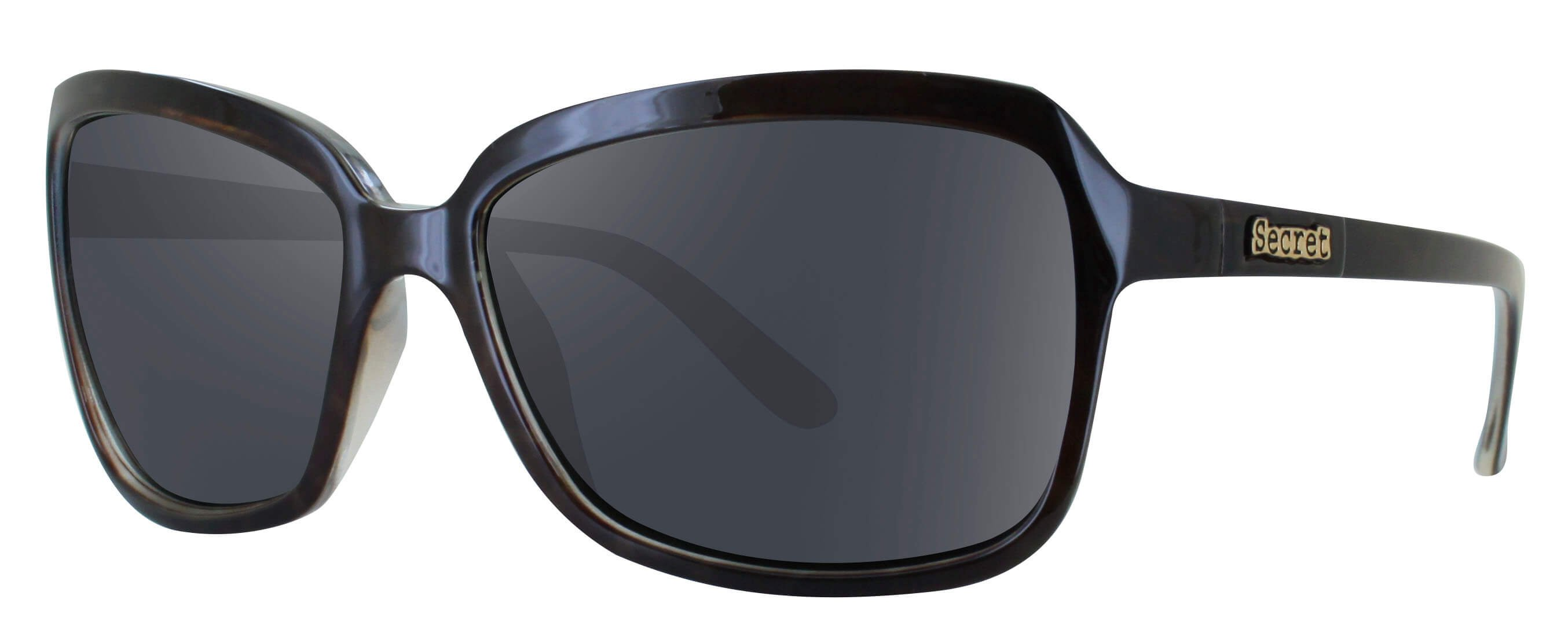 ÓC SECRET PETIT GLOSS BLACK / POLARIZED GRAY