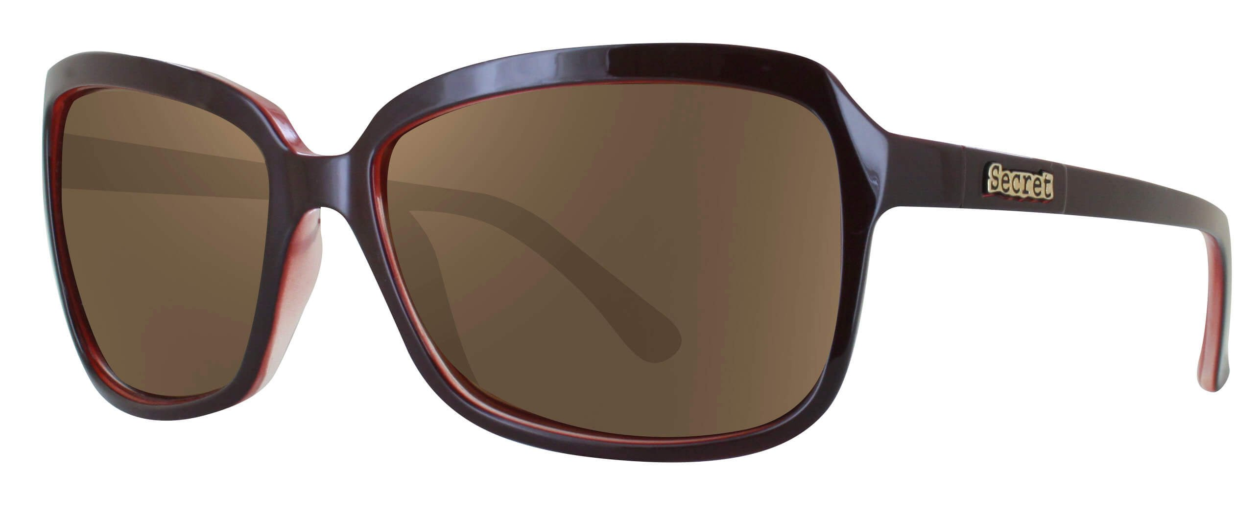 ÓC SECRET PETIT RED LOVE / POLARIZED BROWN