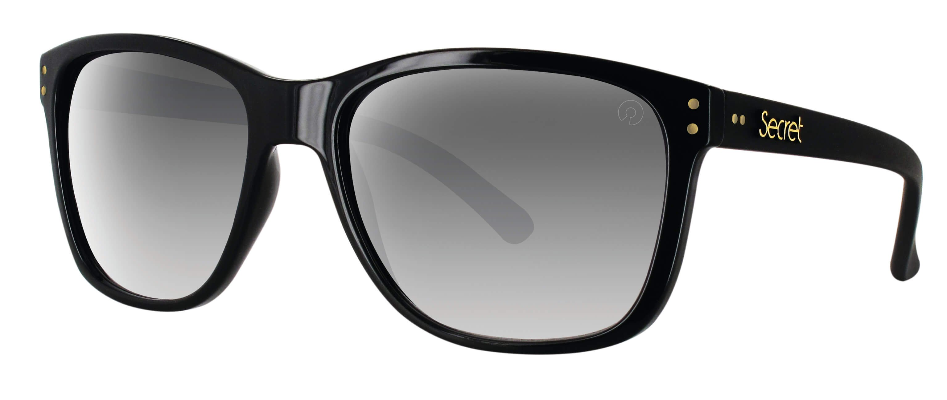 ÓC SECRET ZOE MIXED BLACK / POLARIZED GRADIENT GRAY
