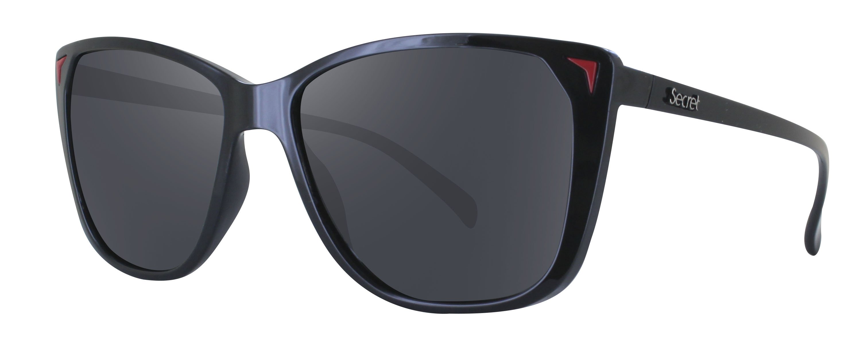 ÓC SECRET LOVEFOOL GLOSS BLACK / POLARIZED GRAY
