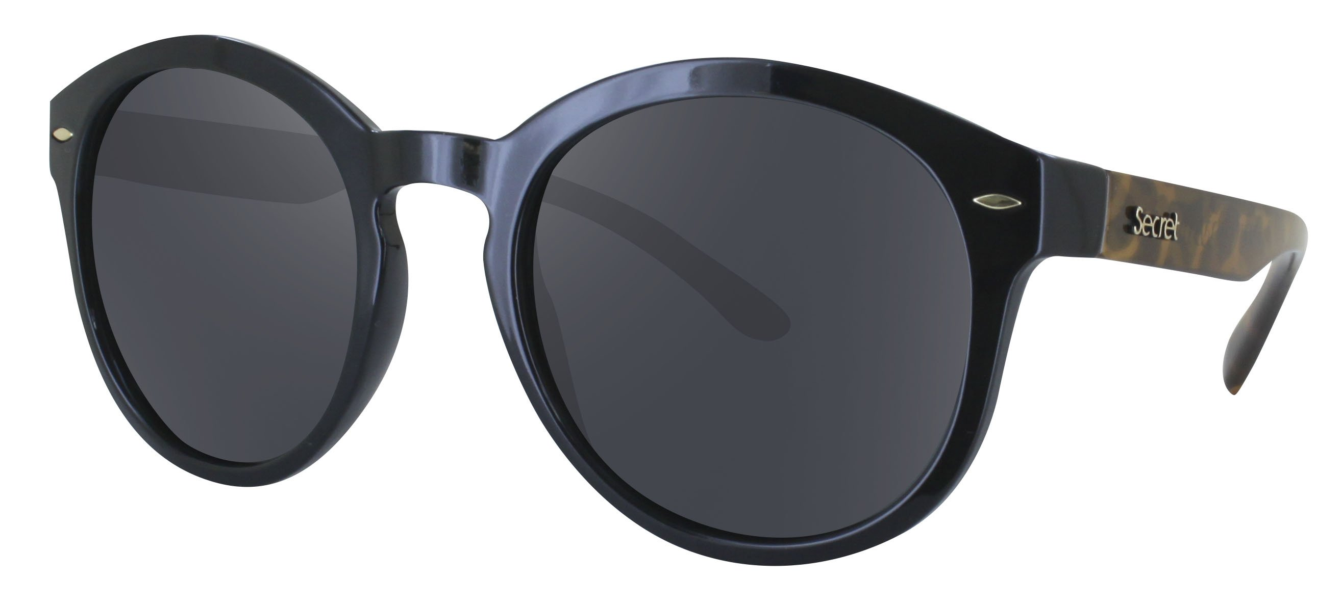 ÓC SECRET WANNABE G.BLACK/HAVANA TURTLE / POLARIZED GRAY