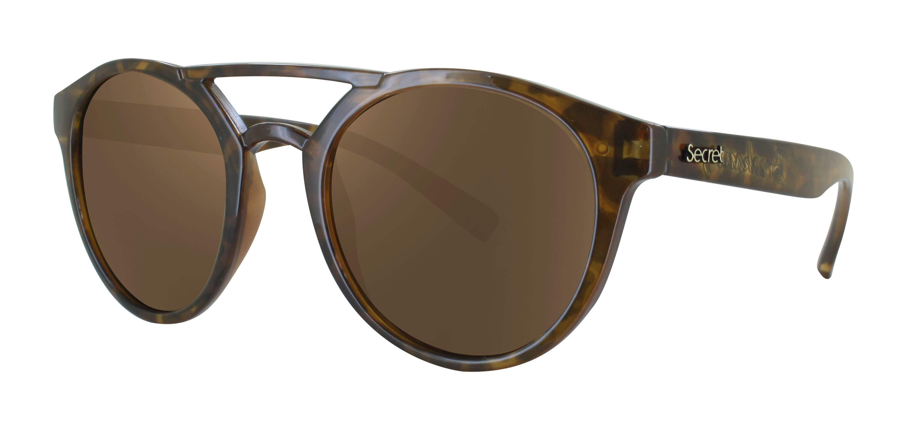 ÓC SECRET BREAKAWAY HAVANA TURTLE / POLARIZED BROWN