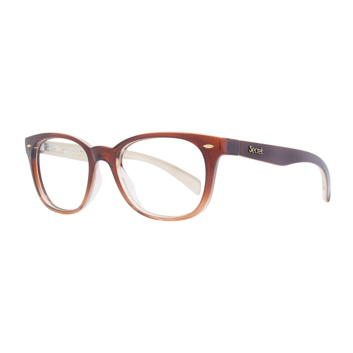 SECRET GRILAMID 80097 FADE BROWN / NEW CREAM