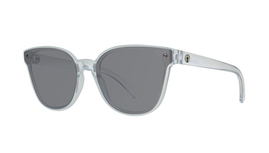 SARAH LIGHT NEW ULTRAMARINE  / POLARIZED GRADIENT SILVER