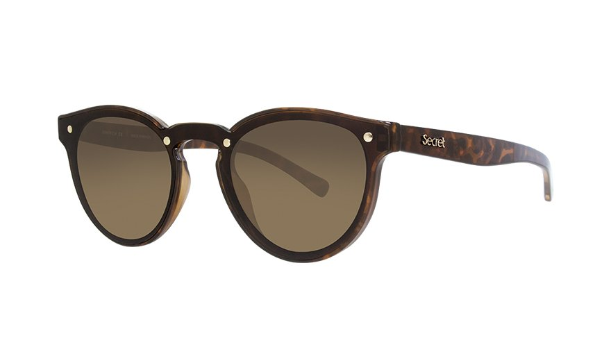 TEREZA HAVANA TURTLE / POLARIZED GRADIENT BROWN