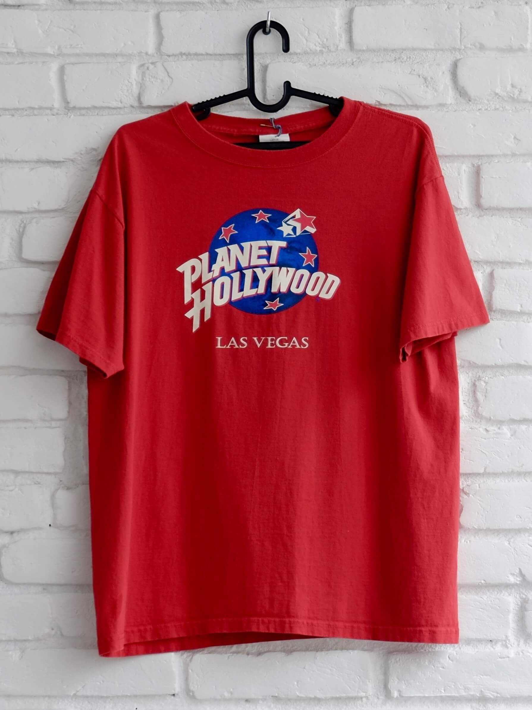 T shirt planet hollywood steal the look for Planet hollywood t shirt