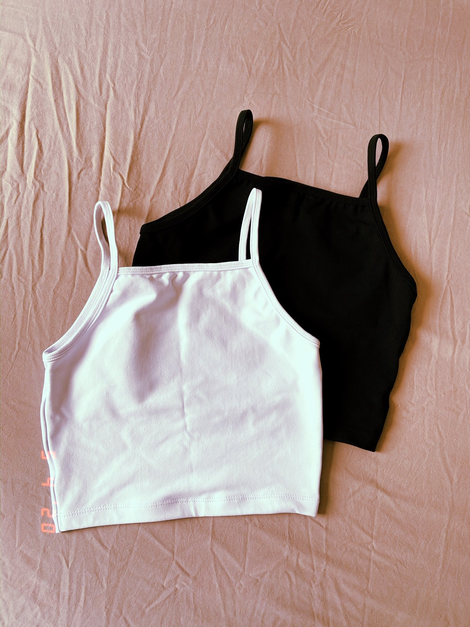 KIT HALTER TOP P&B