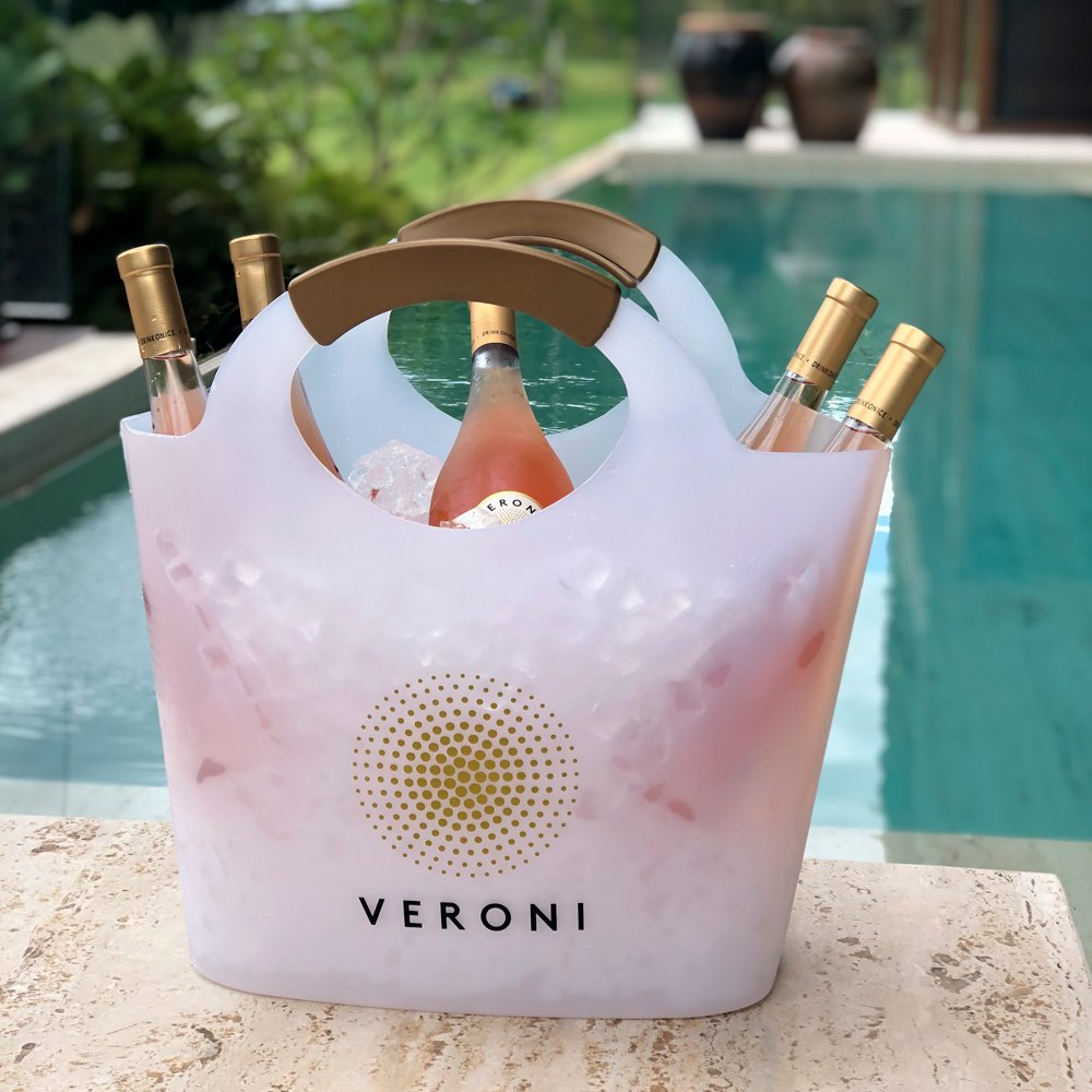 Kit Veroni Rosé + Ice Bag