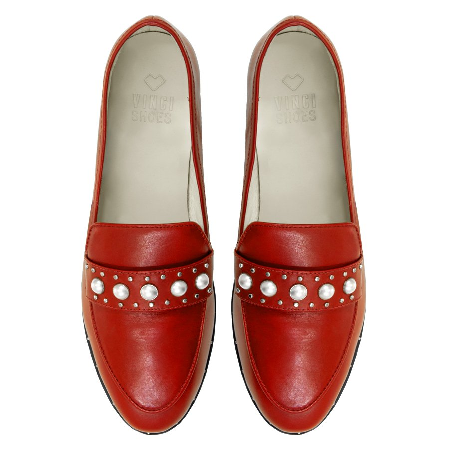 Loafer Mel Red