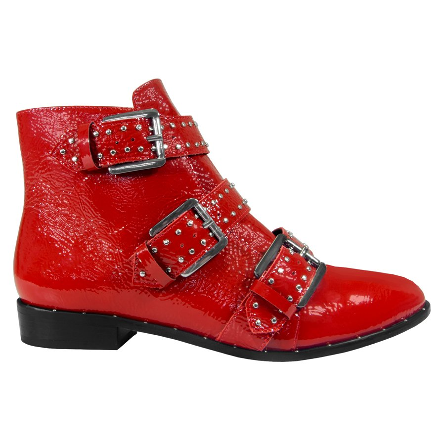 Bota Niki Red