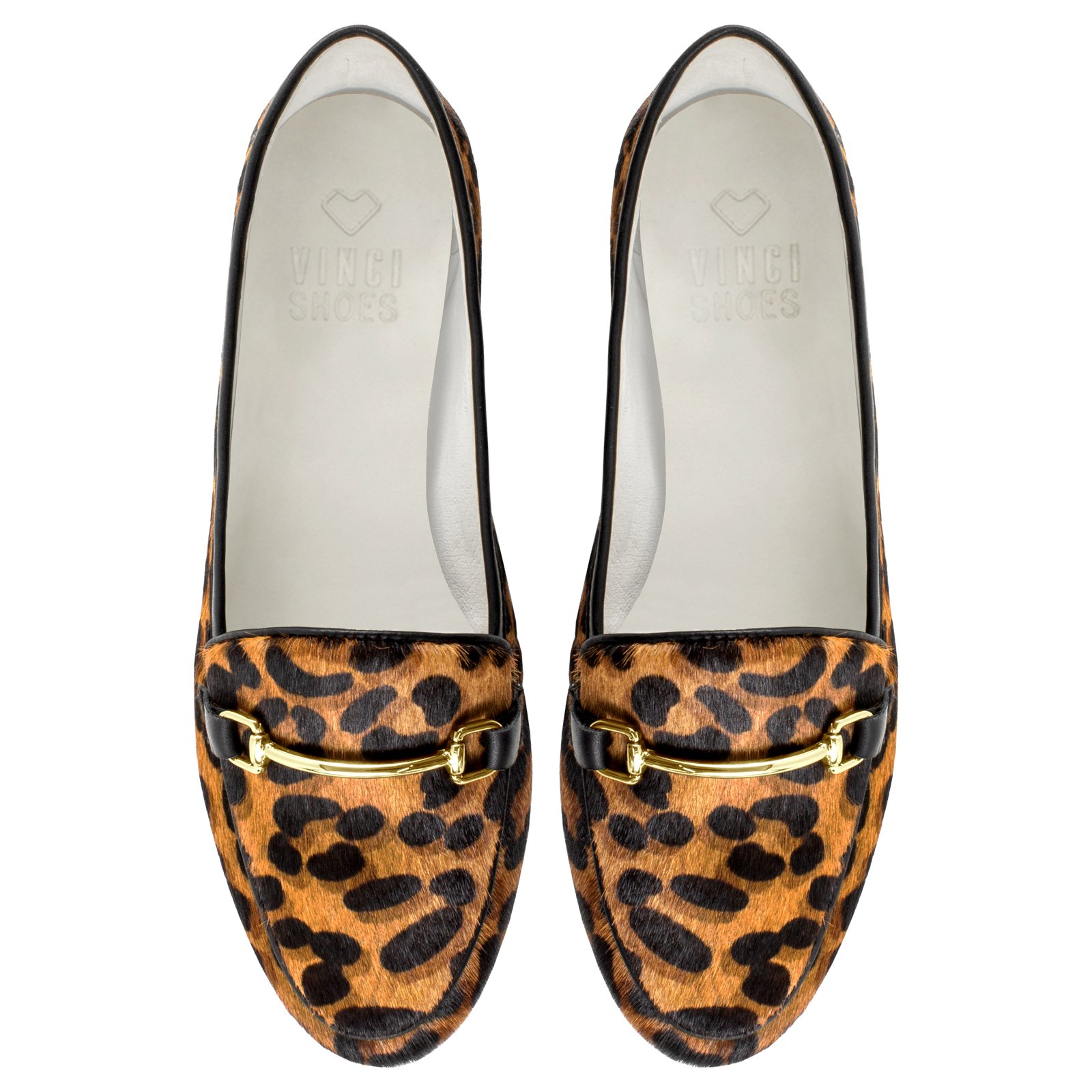 Loafer Isa Animal Print