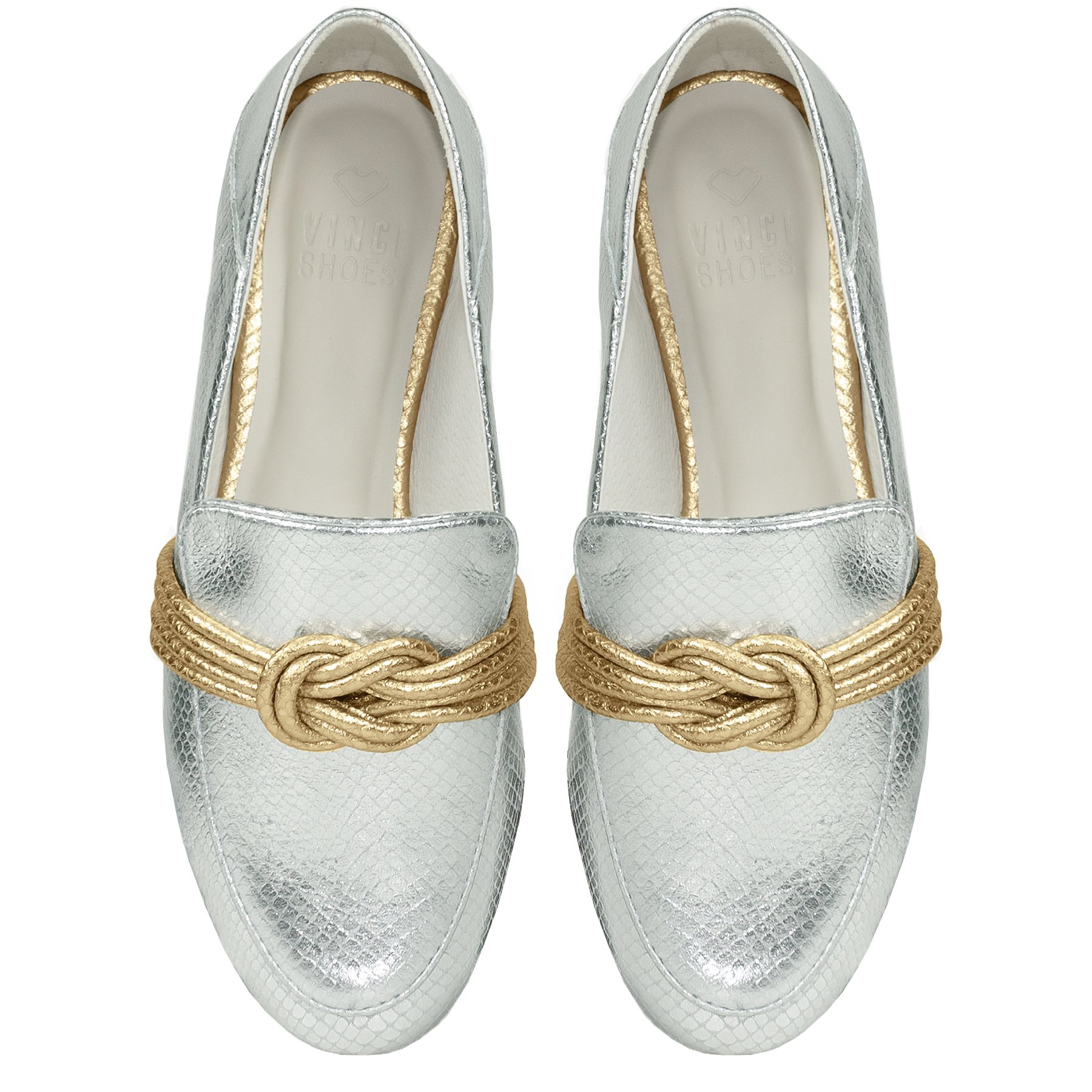 Loafer Londres Metallic