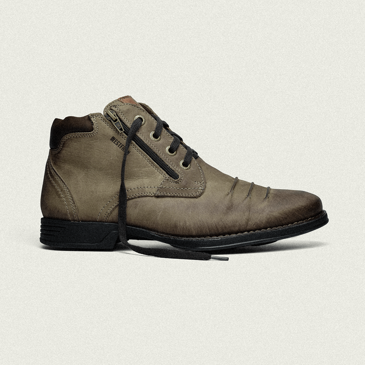 Bota Dress Masculina York 21 Jade Ocre