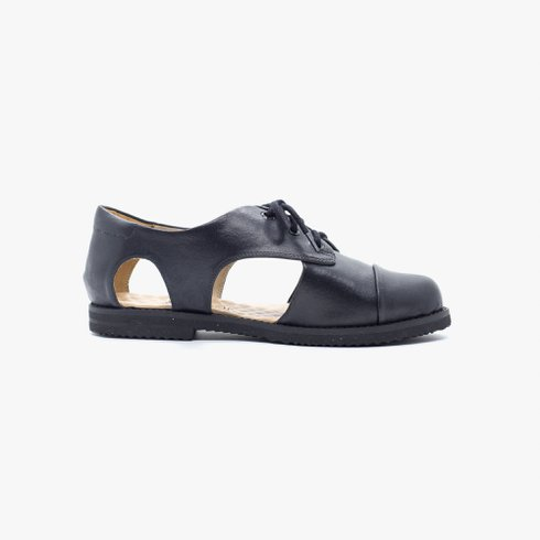 Hevea Preto Cutout Oxford