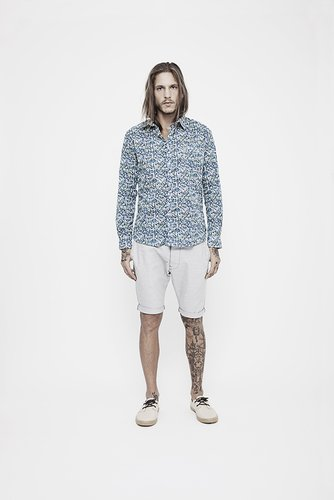 Camisa Tropical Masculina